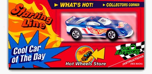 Hot Wheels - Website