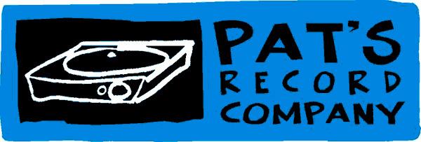 Pat's Record Company - Logo