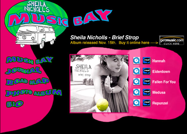 Hollywood Records - Sheila Nicholls Website